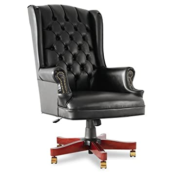 Traditional Series HighBack Wing Back Swivel Tilt Office Chair