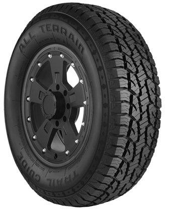 Trail Guide Trail Guide All Terrain All-Terrain Radial Tire - LT285/75R16 126S