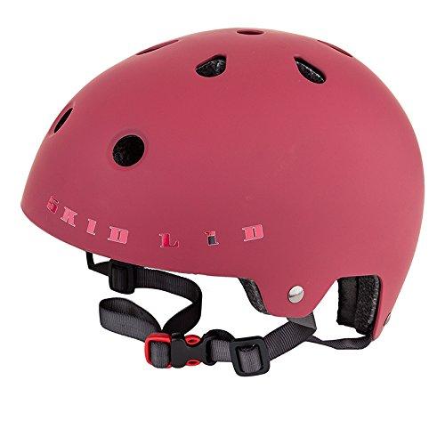 Airius Skid Lid Pro2 Hard Shell Helmet, L/XL, Matte (Airius Bicycle Helmet)