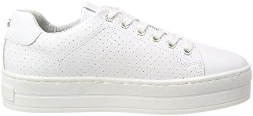 BULLBOXER Damen 987000e5l Sneaker Weiß (White)