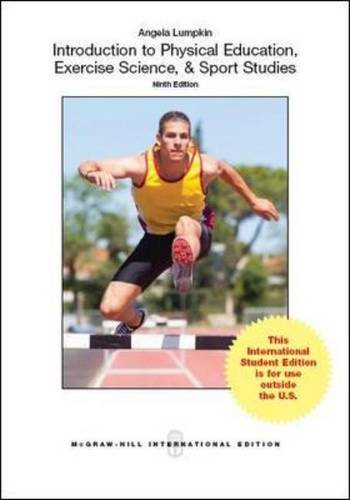 Introduction to Physical Education, Exercise Science and Sport Studies ebook