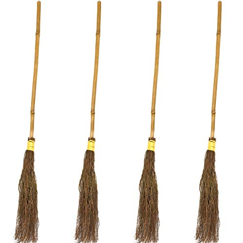 Straw Broom - 37