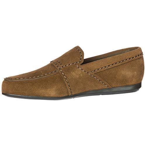 Prada Mocasines marrón Hombres Ante en Y8FYqf