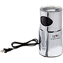 Revel CCM101CH 110-volt Wet and Dry Coffee/Spice Grinder, Chrome