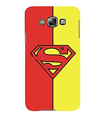 huge selection of a9f5a 6be24 designer back cover for Galaxy E5: printed back cover: Amazon.in ...