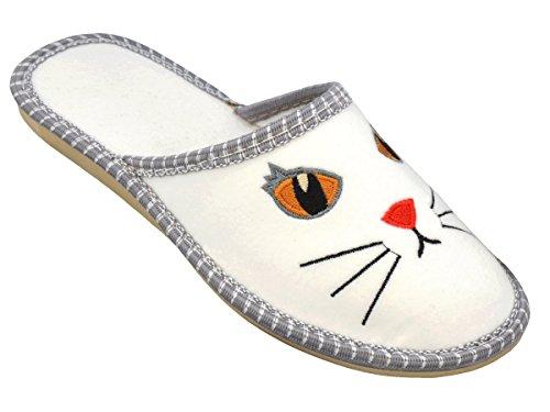 BeComfy Pantoufles Dames Chausson des Femmes S76XSa