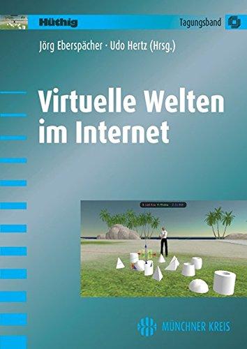 Virtuelle Welten im Internet: Tagungsband