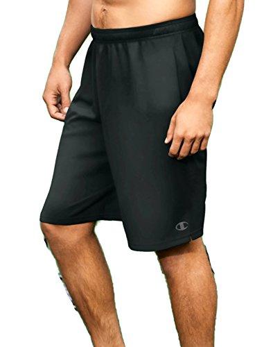 Champion Mens Core Training Shorts 80296_Black_L