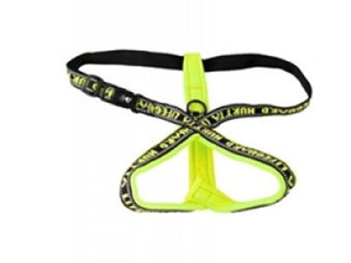 Hurtta Pet Collection 28-Inch Padded Harness, Yellow, My Pet Supplies
