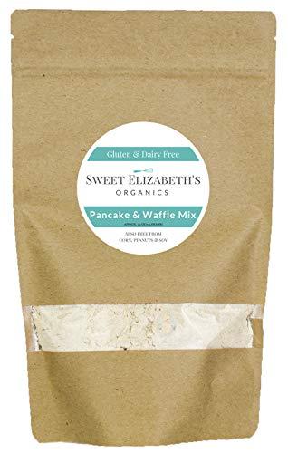 Organic, Gluten Free Pancake & Waffle Mix, Vegan, Gluten & Dairy - Gluten Pancake Dairy And Free Mix