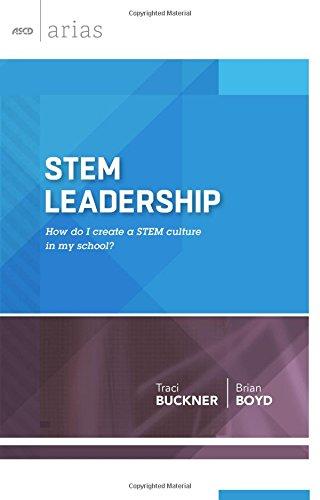 STEM Leadership: How do I create a STEM culture in my school? (ASCD Arias)