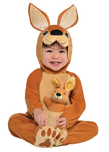 Magicbox Baby Size Jumpin Joey Kangaroo Costume Infants