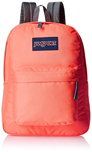 JanSport Unisex Superbreak Tahitian Orange One Size