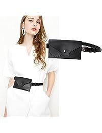 Womens Tassel Waist Pouch Fashion Belt Bags Trendy Fanny Pack