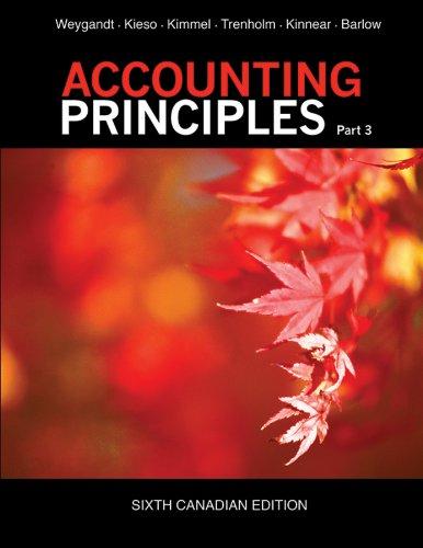 Accounting Principles, Part 3