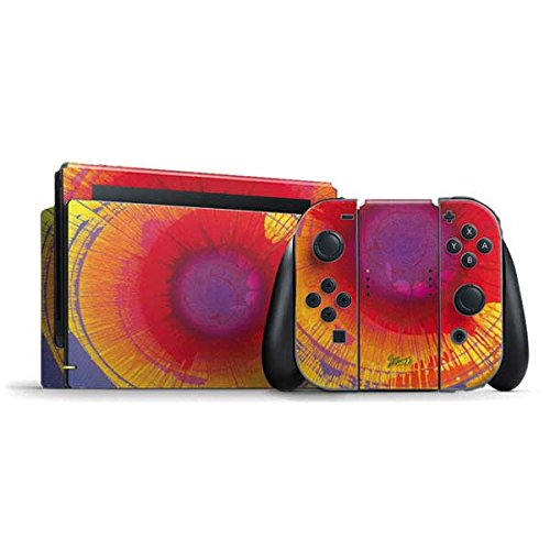 Abstract Art Nintendo Switch Bundle Skin - Helios | Skinit Art (Helios Switch)