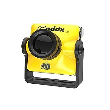"Caddx FPV Camera, Turbo Micro F1 FPV Came 1/3"" CMOS Sensor 1200"