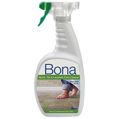 Bona Stone & Laminate Spray Cleaner, 36 oz Bonakemi WM700059002 1366541