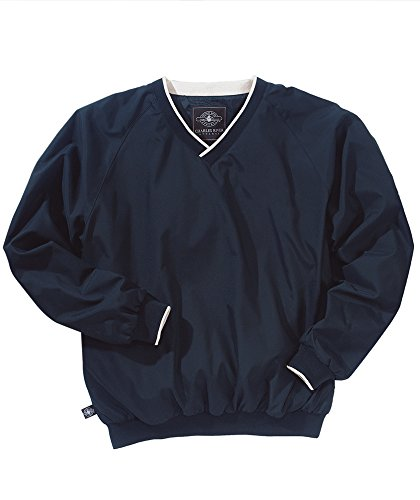 - Charles River Apparel Men's Legend Golf and Windshirt Large Navy/White
