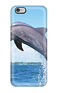 Iphone Case - Tpu Case Protective For Iphone 6 Plus- Dolphins wangjiang maoyi