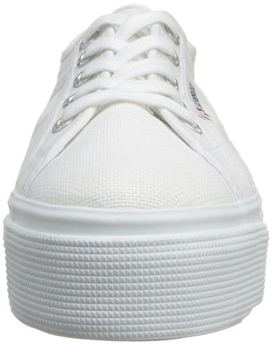White Low Top White 901 Adults' Linea Sneakers Unisex Superga Down 2790 up w0qZxazY
