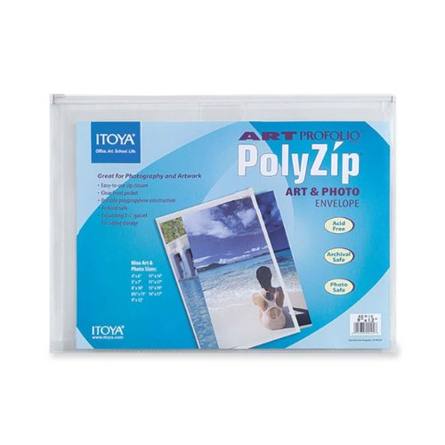 Itoya Poly Envelopes (ITYAZ912)