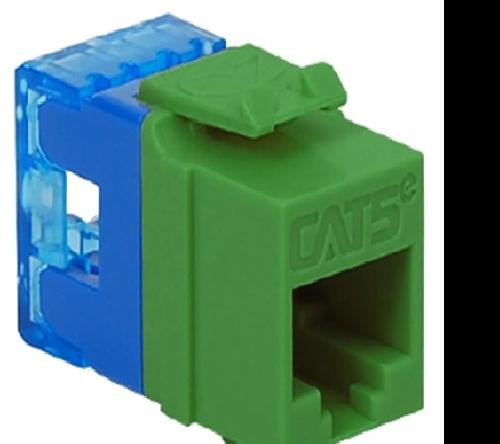 GREEN MODULE HD CAT 5e