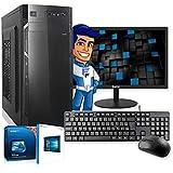 Computador Completo Intel C2D 4GB HD 500GB Monitor