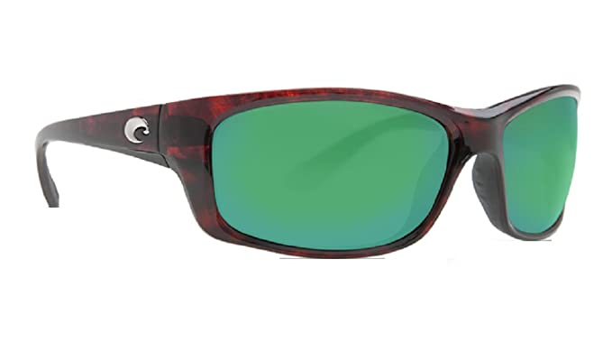 Costa del Mar Jose 580 g Tortuga/Verde Lentes polarizadas gafas de sol 62 mm: Amazon.es: Ropa y accesorios