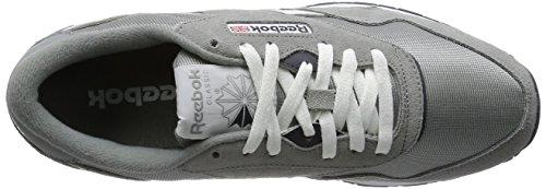 Classica Sneaker Reebok Platino / Blu Jet