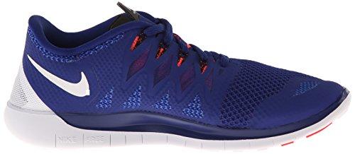 Nike För Män Gratis 5,0 40 Blå