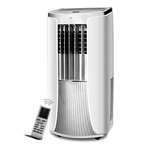 41vNadmTsGL. SS500 Multifunción: aire acondicionado de enfriamiento portátil con ventilador y función de deshumidificación, incluida la manguera de escape. Función de enfriamiento: la capacidad de súper enfriamiento, con sistema de filtro de aire, puede mejorar la calidad del aire. Función de deshumidificación: se puede usar independientemente de la función de aire acondicionado, lo que le permite extraer el exceso de humedad de la atmósfera todos los días.