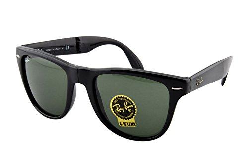 ray-ban-rb4105-601-folding-wayfarer-sunglasses-black-54mm