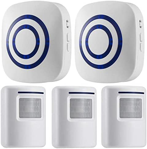Motion Wireless Security Driveway Receiver product image