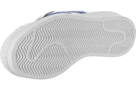adidas Herren Superstar Animal Sneaker Weiß