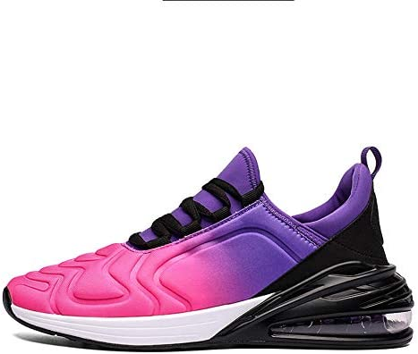 Generic Brands Ladies Running Shoes Air Cushion Sports Shoes Wear-Resistant Fitness Jogging Sports Shoes Unisex Sports Shoes: Amazon.es: Hogar