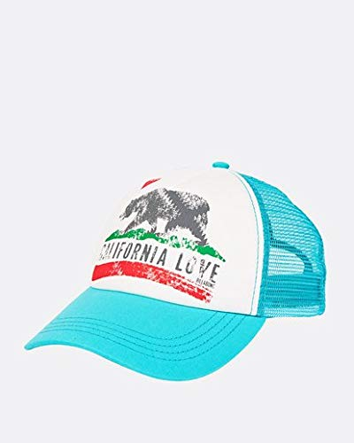Billabong Women's Pitstop Trucker Hat Aruba One ()