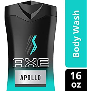 AXE Body Wash for Men, Anarchy 16 oz, Twin Pack