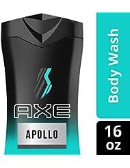 AXE Body Wash for Men Apollo 16 Fl Oz (1 Count)