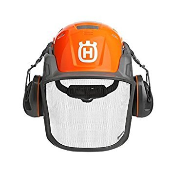 Husqvarna Technical Forest Helmet with Ratchet 588646001