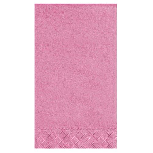Hot Pink Paper Guest Napkins, 20ct by Unique