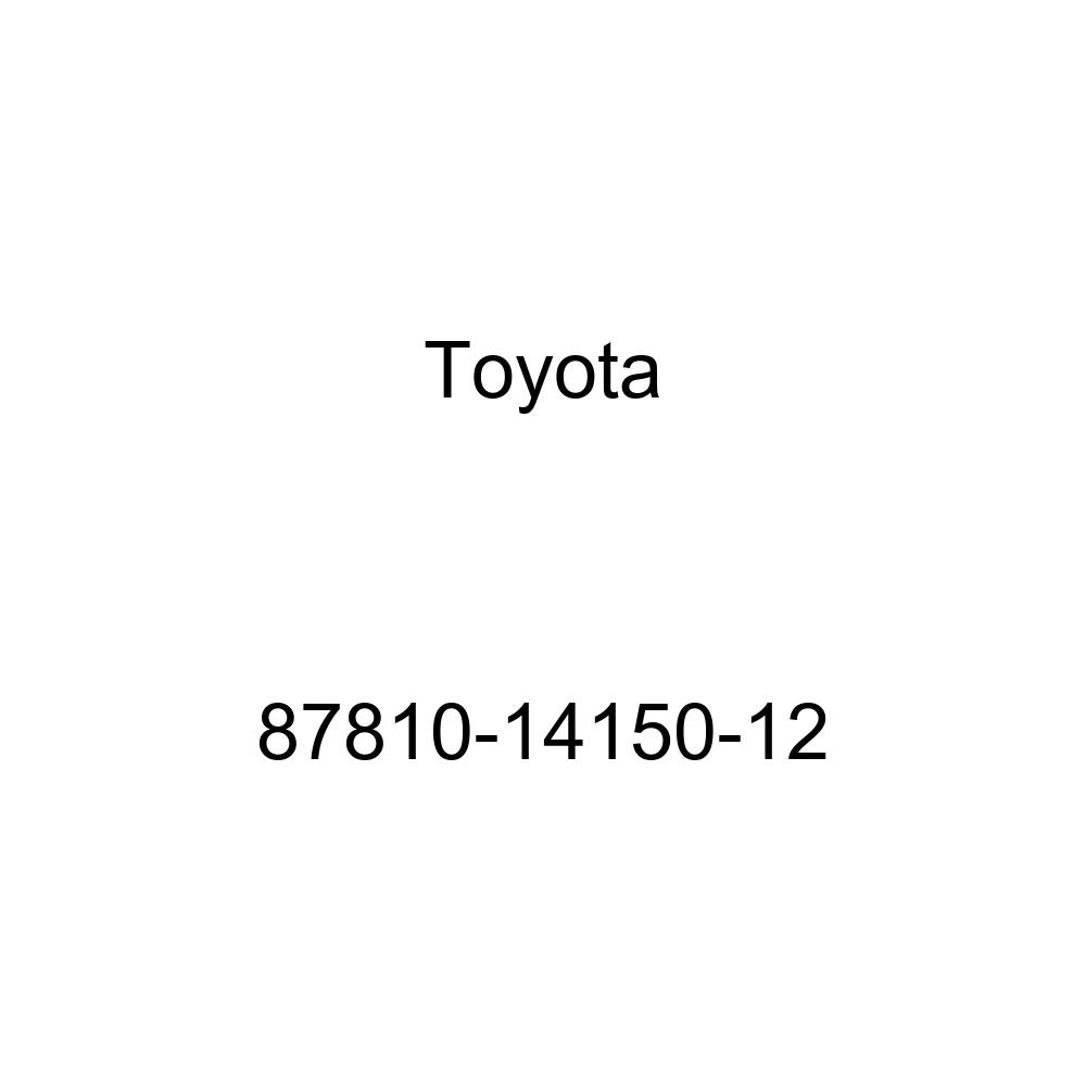 Genuine Toyota 87810-14150-12 Rear View Mirror Assembly