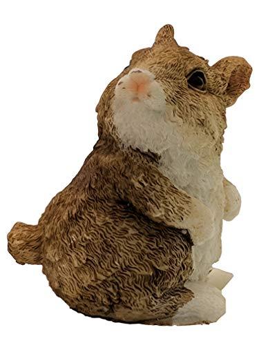 Ganz Brown Bunny Figurine Set of 6 G-EA1501-4
