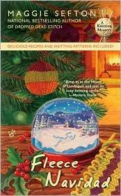 Fleece Navidad (Knitting Mystery Series #6) by Maggie Sefton PDF