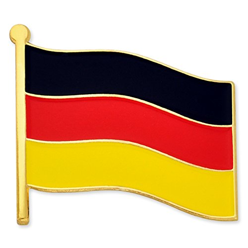 Germany Flag Lapel Pin (Germany German Flag Lapel Pin)