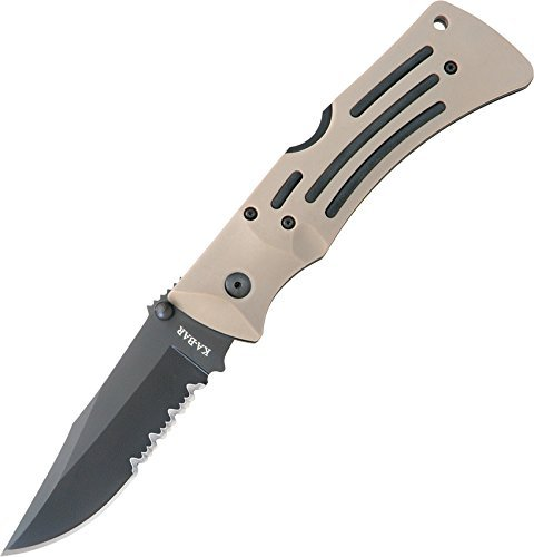 Ka-Bar 2-3053-0 Desert Mule Folder Knife