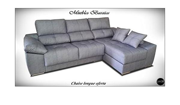 Home Actually Sofas Cuatro o Cinco plazas Chaise Longue para ...
