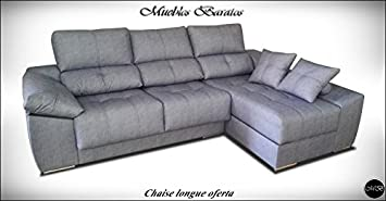 Home Actually Sofas Cuatro o Cinco plazas Chaise Longue ...