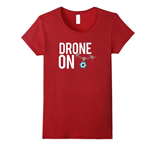 Drone On T Shirt for RC Drone with Camera UAS Pilot