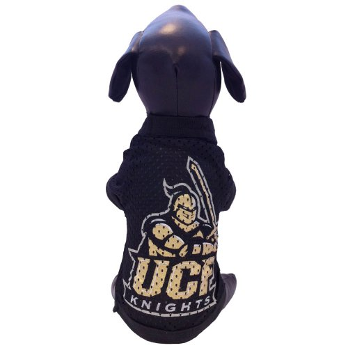 - NCAA Central Florida Golden Knights Athletic Mesh Dog Jersey, Large
